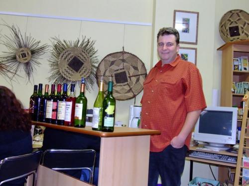 Weinprobe Juni 2007