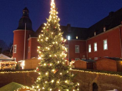 Weihnachtsmarkt an der Burg 2014