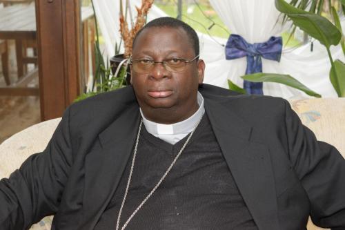 Besuch von Bischof Moses  Hamungole aus Monze (Sambia) November 2016